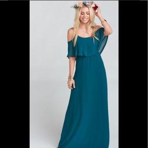🌸Host Pick🌸 Show Me Your Mumu Caitlin Maxi Dress